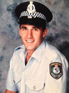 Ray Karam Police PTSD